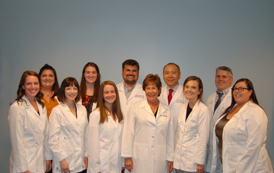 Hearing Health Center Audiologists Group Photo