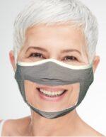 Facemask-woman