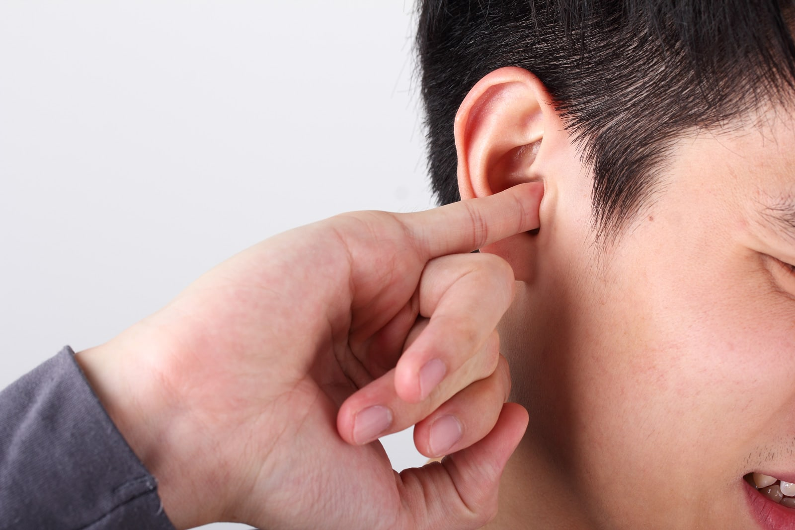 Hearing Health Center Itchy ears